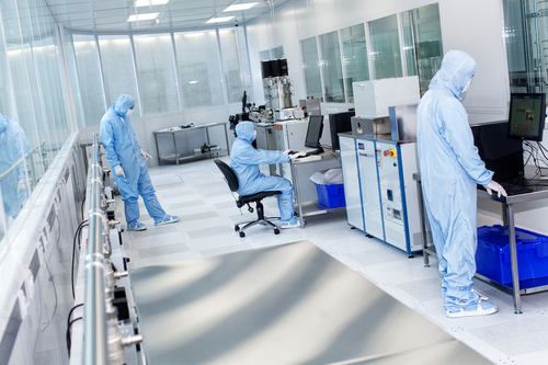 Clean Room for Pharmaceuticals and Labs