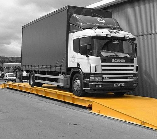 Fully Automatic Electronic Weighbridge