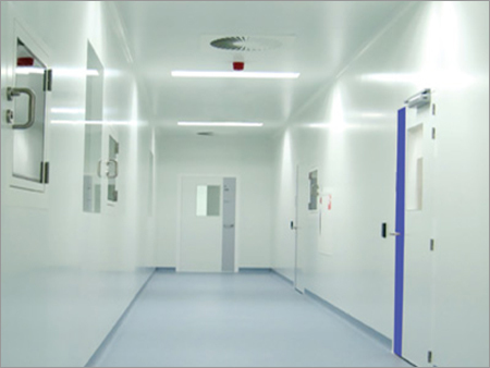 Clean Room for Healthcare Facilities