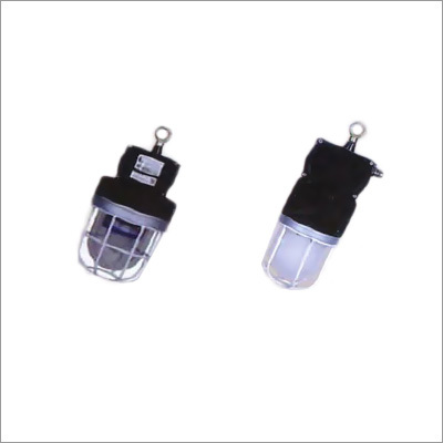 LED Weather Proof Well Glass Light