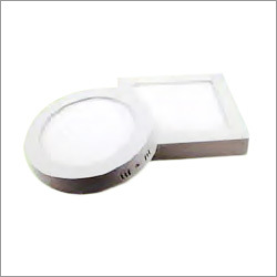 LED Square & Round Surface Mounted Panel Lights