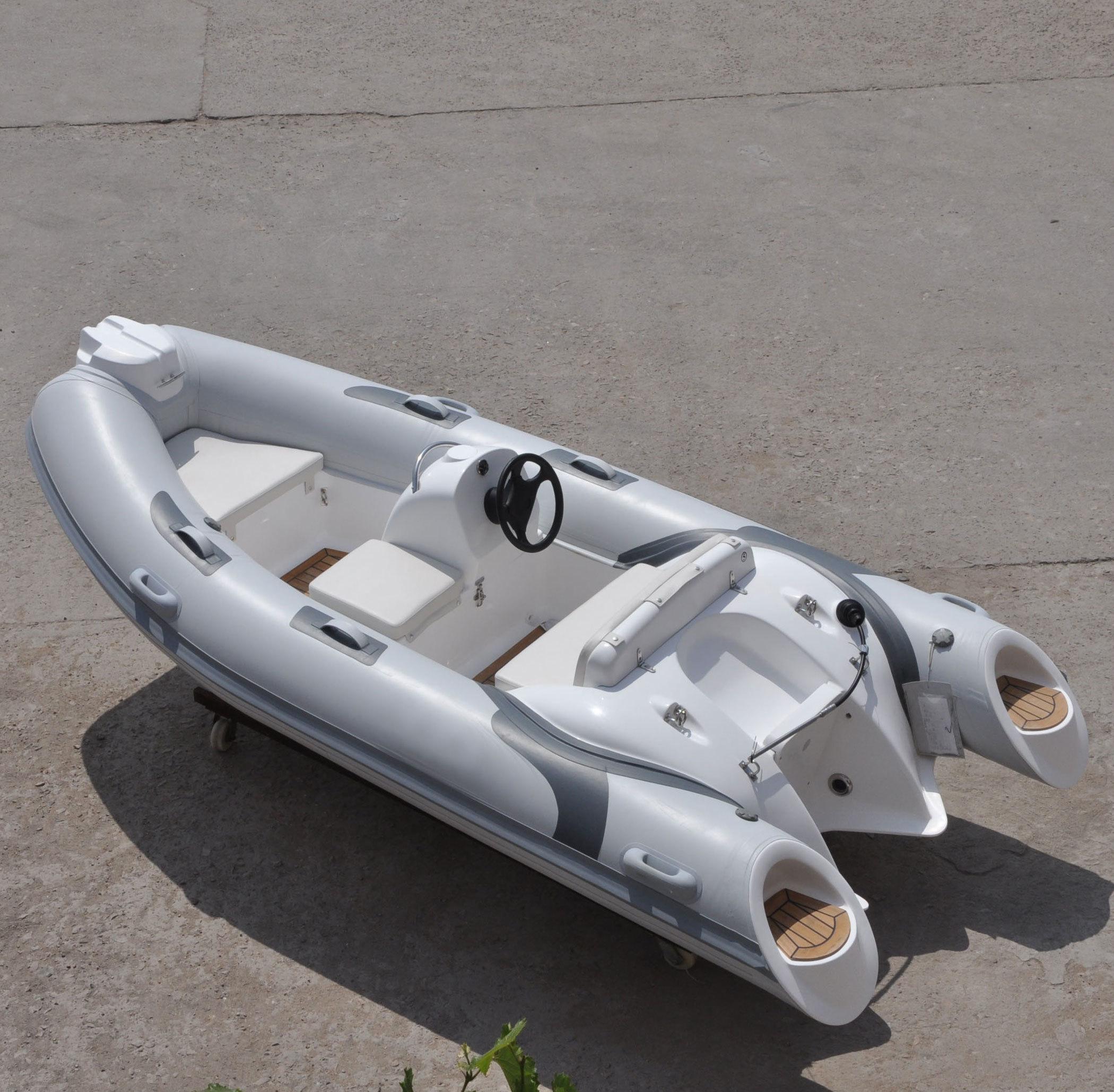 Liya 12.5 Feet Small Rib Boats
