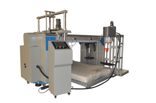High Servo Measure Sysrem Mattress Rollator Durability Tester