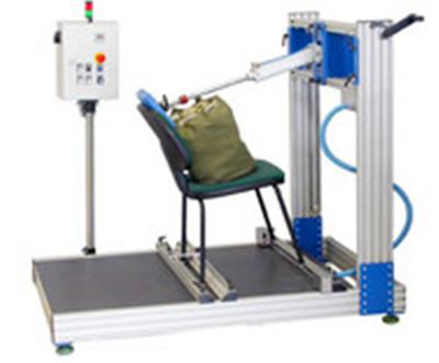Electronic BIFMA Chair Backrest Durability Test Machine