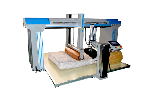 ASTM Mattress Integrated TEST Machine with Mattress Rolling / Impact Fatigue Tester