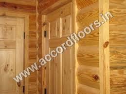 Pine Wood Wall Panel