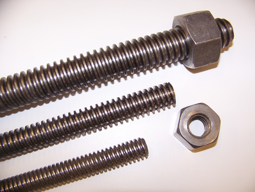 Stainless Steel Nut and Bolts
