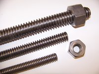 Stainless Nut and Bolts