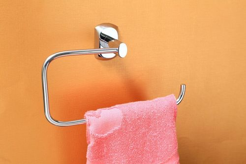 Brass Bath Towel Bars / Brass Towel Racks