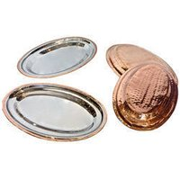 oval shape tray