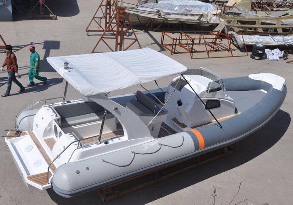 Liya 20ft/4.3m Rigid Hull Inflatable Rib Boat