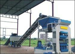 Automatic Fly Ash Brick Making Machine-2500