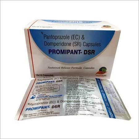 Pantoprazole DSR