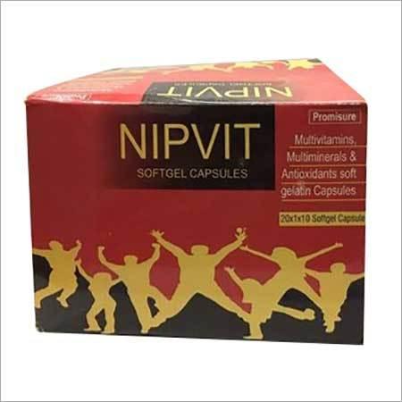 Multivitamin  & Antioxident capsules