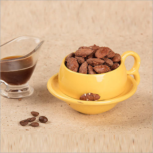 Coffee Almonds