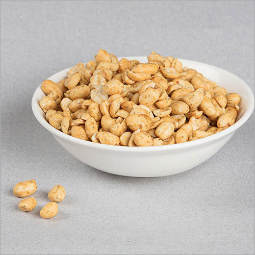 Cream Onion Peanuts
