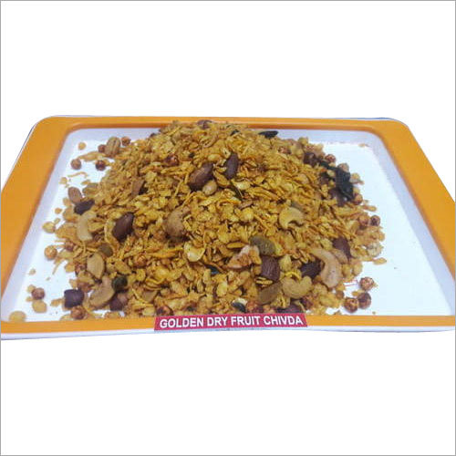 Dry Fruit Chivda