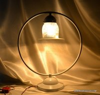 Metal Handcrafted Mosaic Design Lamp Mosaic Table Glass lamp Sge Home Decorative
