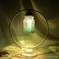 Table Glass Lamps Hand made