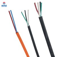 Multi Core Flexible Rubber Cables