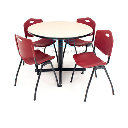 Cafeteria Dining Set