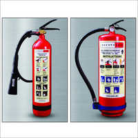Secure Zone Carbon dioxide Fire Extinguishers