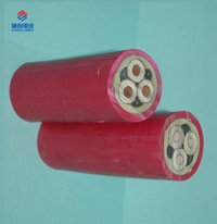 8.7 10kv Metal Shielded Flexible Rubber Cable