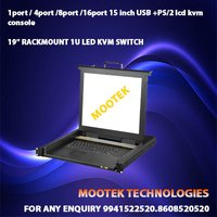 Industrial KVM Switch Manufactures