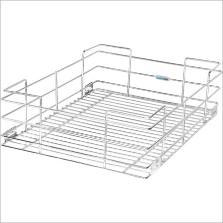 Double Pull Out Kitchen Basket