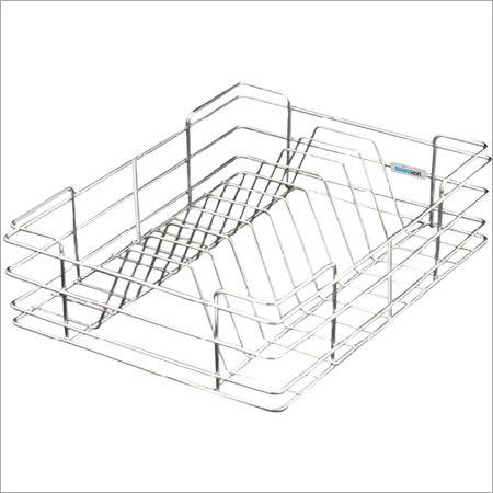 Triple Pull Out Kitchen Basket