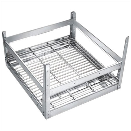 Steel Thali Kitchen Basket