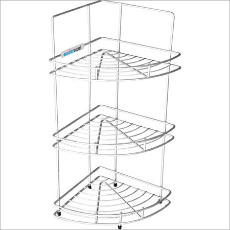 Triple Corner Kitchen Basket