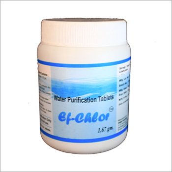 Chlor Water Purification Tablet