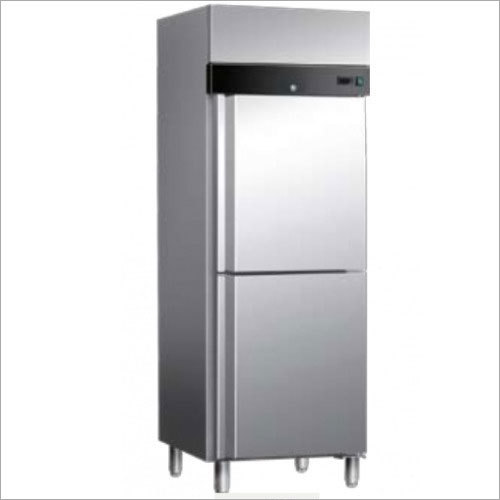 2 Door SS Refrigerator