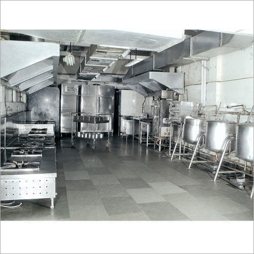 Turnkey Commercial Kitchen