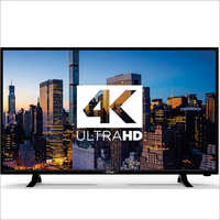 4K Ultra HD LED TV