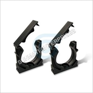 Capped Conduit Mounting Brackets