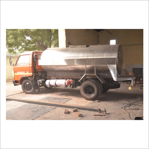 Bulk Milk Storage Tank