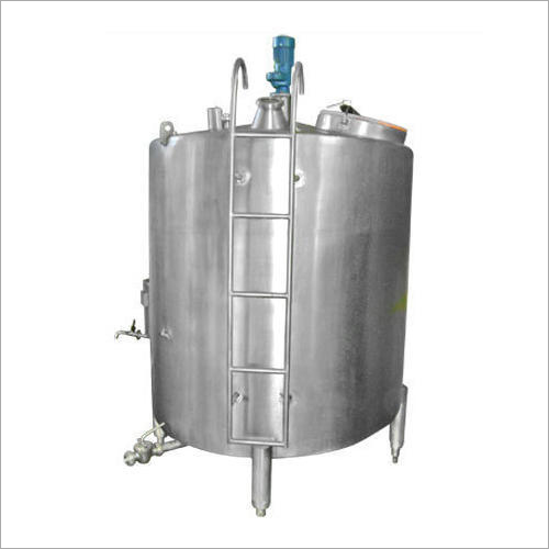 Ghee Plant Equipments