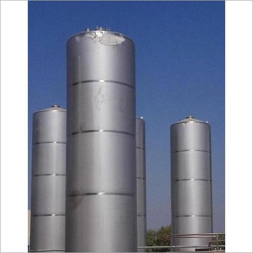 Stainless Steel Milk Silos