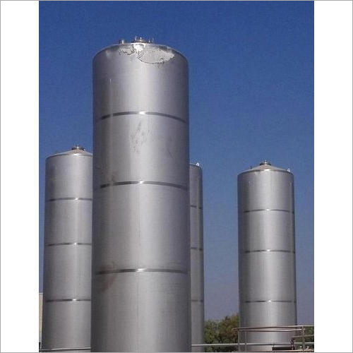 Stainless Steel Milk Silos