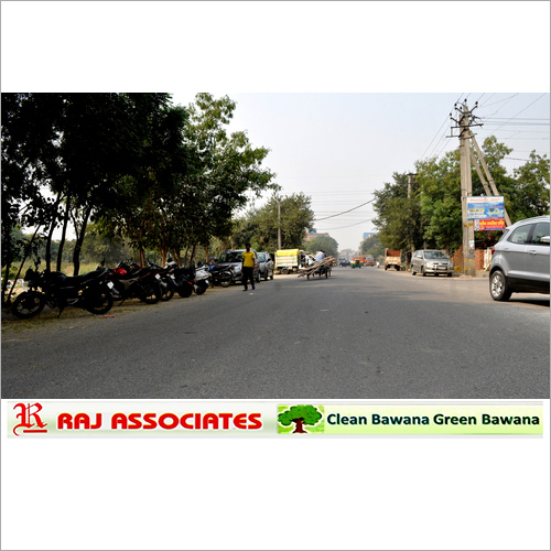 Commercial Real Estate in Bawana