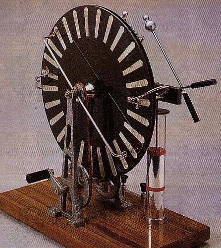 Wimshurt Machine