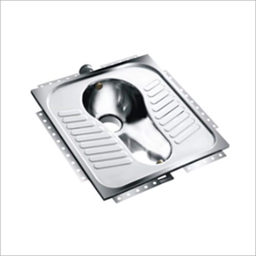 Indian Steel Toilet Pan