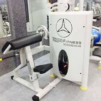 Preacher gym Machine