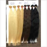 Virgin Remy Keratin Bond Flat Tips Hair