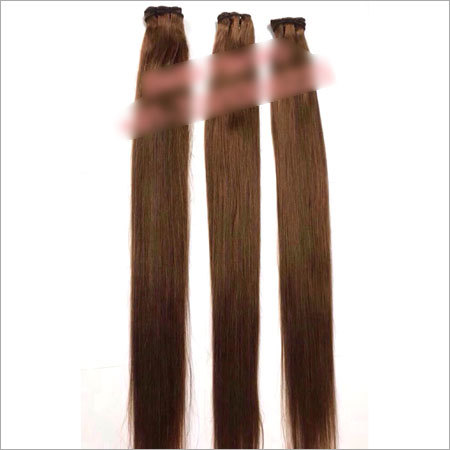 Virgin Remy Natural Brown Straight Hair
