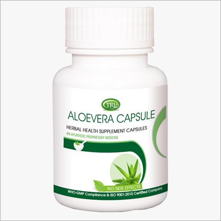 Aloevera Capsules