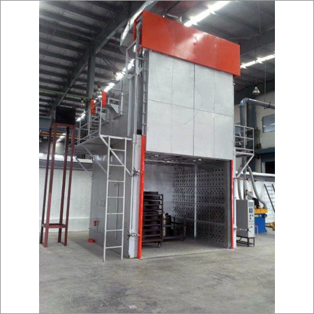 Batch Curing Oven