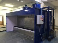 Wet Type Liquid Paint Booth